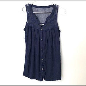 Maurices | Lace front tank